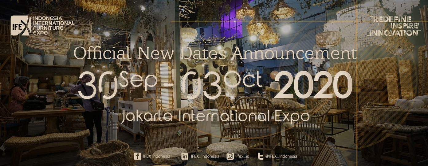 IFEX 2020 - International Furniture Exhibition 2020