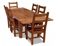 Wood and Rattan Furniture Produc