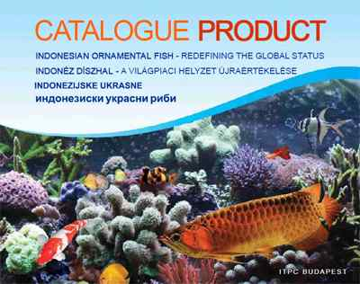 Aquarium fish - Issued by ITPC