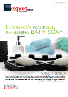 Fragrant and bath soap